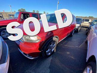 2015 Dodge Durango SXT - John Gibson Auto Sales Hot Springs in Hot Springs Arkansas
