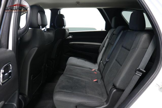 2015 Dodge Durango SXT Merrillville, Indiana 12