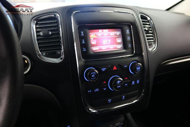 2015 Dodge Durango SXT Merrillville, Indiana 20