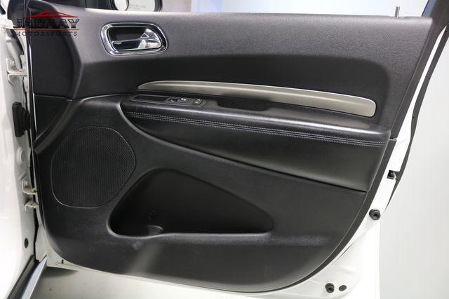 2015 Dodge Durango SXT Merrillville, Indiana 24