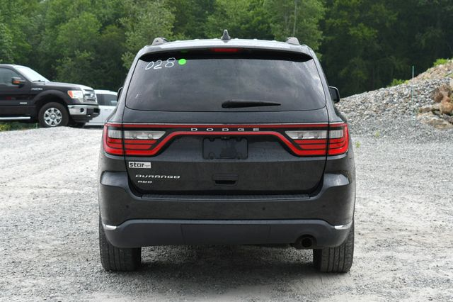 2015 Dodge Durango SXT AWD Naugatuck, Connecticut 5