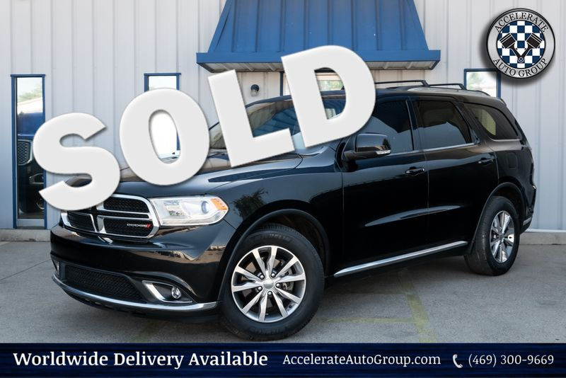 2015 Dodge Durango Limited in Rowlett Texas