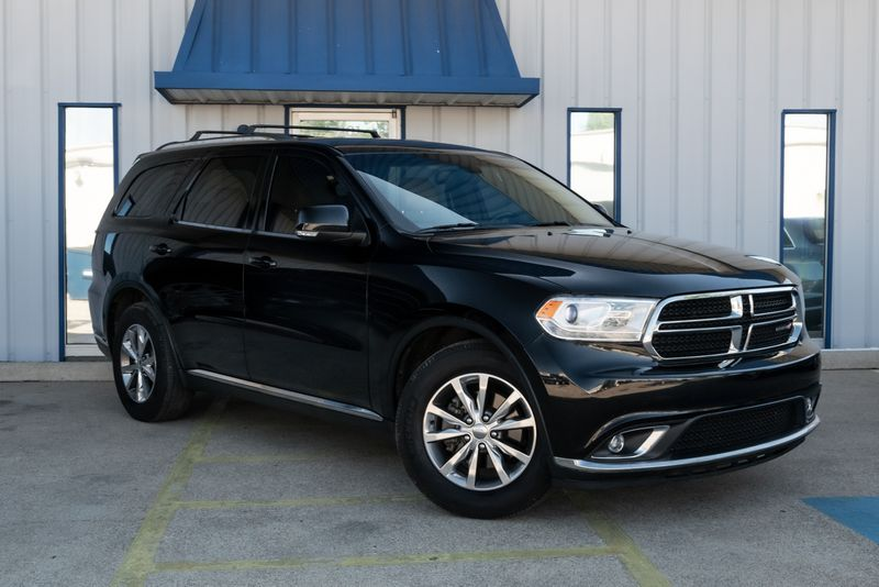 2015 Dodge Durango Limited in Rowlett, Texas