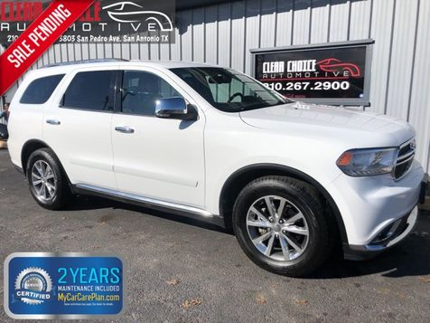 2015 Dodge Durango Limited in San Antonio, TX
