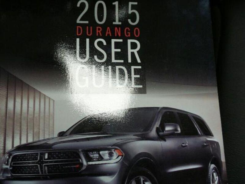 2015 Dodge Durango Limited  in Victoria, MN
