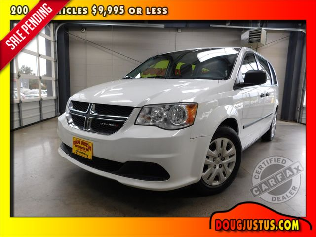 2015 Dodge Grand Caravan American Value Pkg in Airport Motor Mile ( Metro Knoxville ), TN 37777