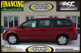 2015 Dodge Grand Caravan American Value Pkg in  Minnesota