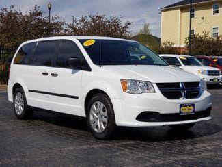 2015 Dodge Grand Caravan American Value Pkg   Champaign, Illinois   The Auto Mall of Champaign in Champaign Illinois