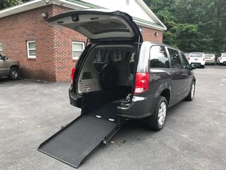 2015 Dodge Grand Caravan handicap wheelchair accessible rear entry van Dallas, Georgia 1