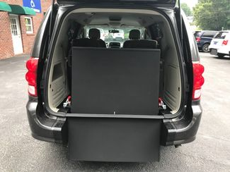 2015 Dodge Grand Caravan handicap wheelchair accessible rear entry van Dallas, Georgia 3