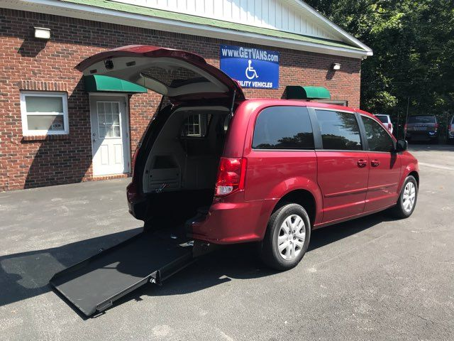 2015 Dodge Grand Caravan handicap wheelchair accessible van Dallas, Georgia 1