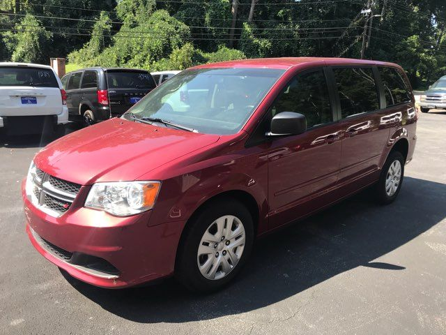2015 Dodge Grand Caravan handicap wheelchair accessible van Dallas, Georgia 2
