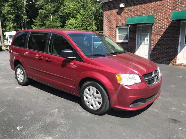 2015 Dodge Grand Caravan handicap wheelchair accessible van Dallas, Georgia 4