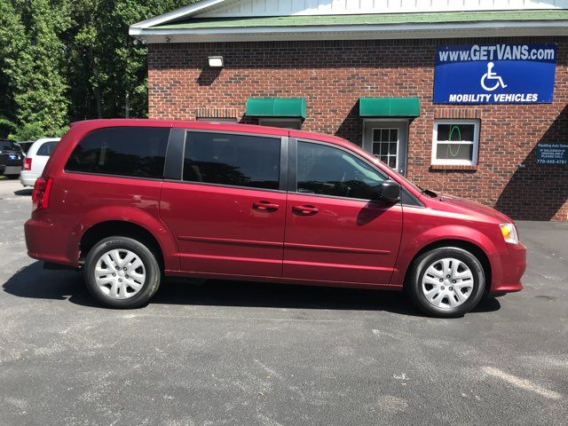 2015 Dodge Grand Caravan handicap wheelchair accessible van Dallas, Georgia 5