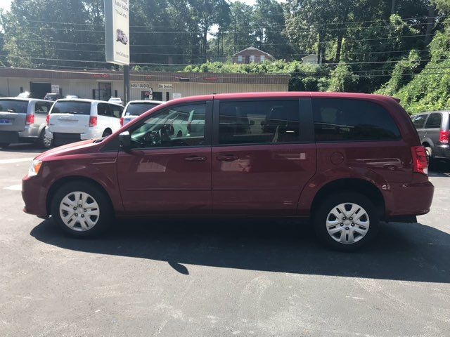 2015 Dodge Grand Caravan handicap wheelchair accessible van Dallas, Georgia 9
