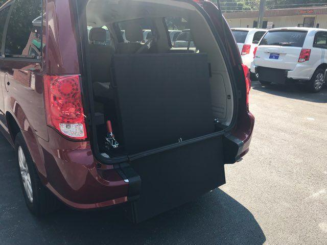 2015 Dodge Grand Caravan handicap wheelchair accessible van Dallas, Georgia 11