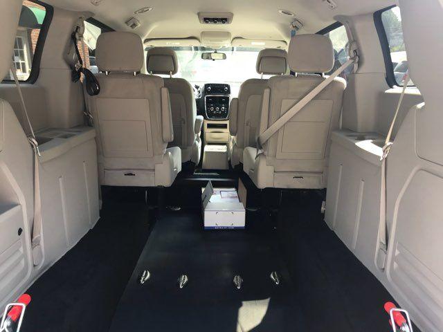 2015 Dodge Grand Caravan handicap wheelchair accessible van Dallas, Georgia 13