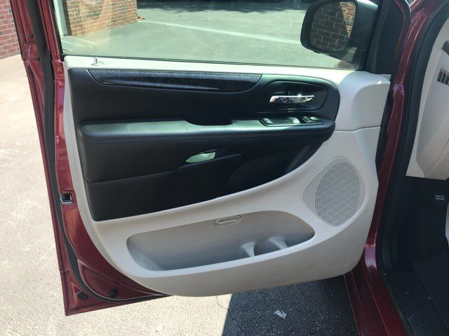 2015 Dodge Grand Caravan handicap wheelchair accessible van Dallas, Georgia 17