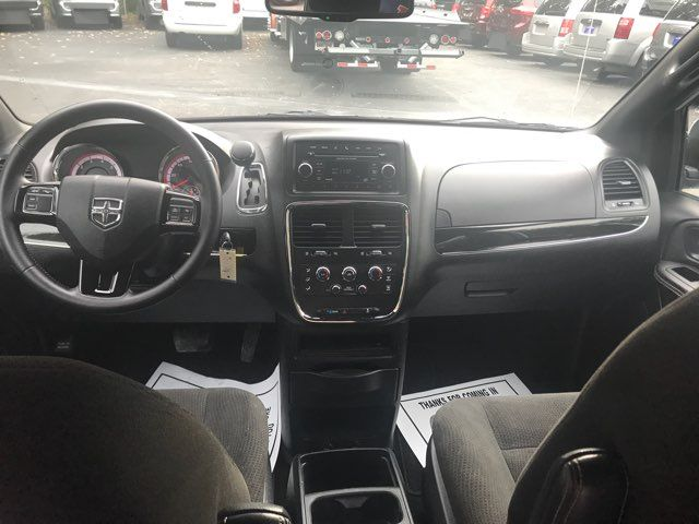 2015 Dodge Grand Caravan SE Plus Handicap Wheelchair accessible rear entry Dallas, Georgia 15