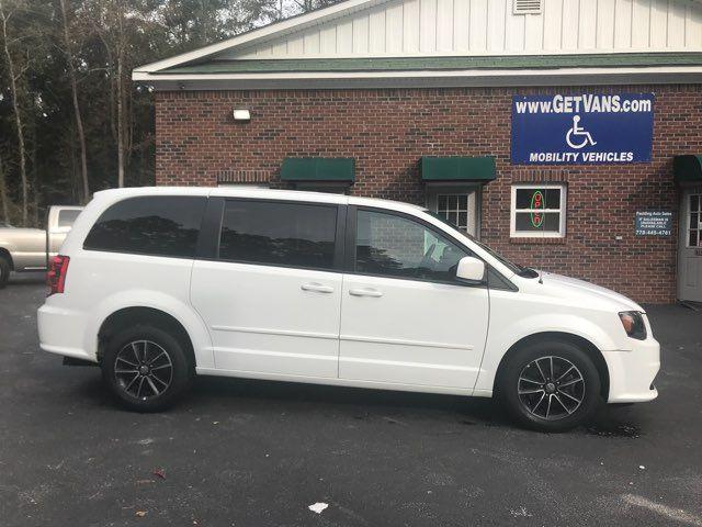 2015 Dodge Grand Caravan SE Plus Handicap Wheelchair accessible rear entry Dallas, Georgia 6