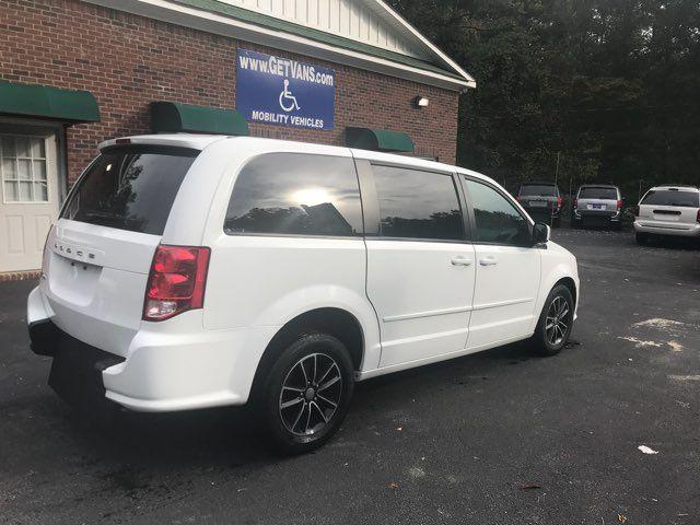2015 Dodge Grand Caravan SE Plus Handicap Wheelchair accessible rear entry Dallas, Georgia 7