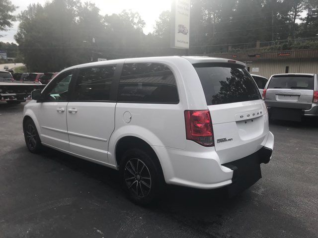 2015 Dodge Grand Caravan SE Plus Handicap Wheelchair accessible rear entry Dallas, Georgia 9