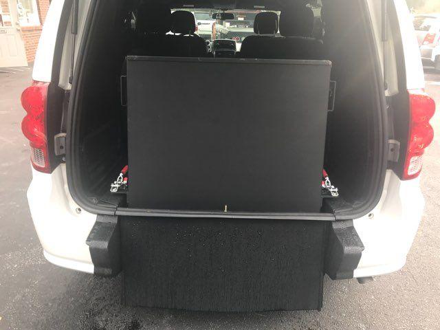 2015 Dodge Grand Caravan SE Plus Handicap Wheelchair accessible rear entry Dallas, Georgia 11