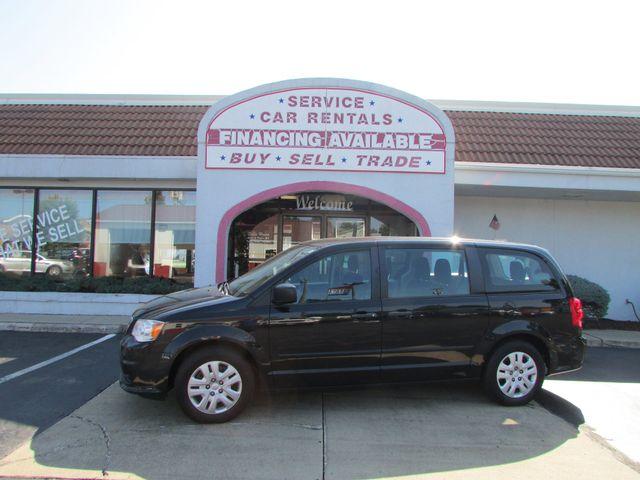 2015 Dodge Grand Caravan *SOLD American Value Pkg