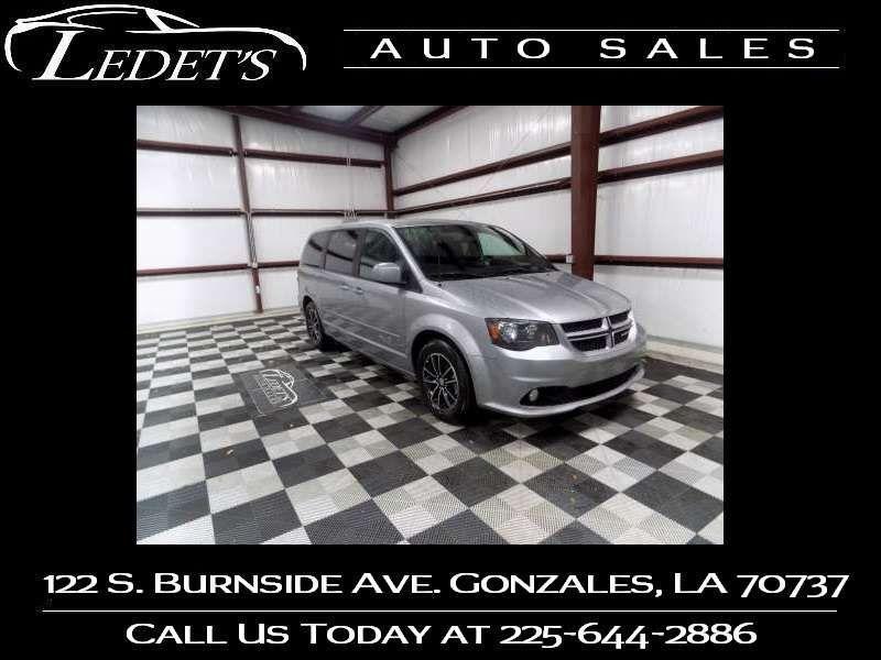 2015 Dodge Grand Caravan R/T - Ledet's Auto Sales Gonzales_state_zip in Gonzales Louisiana