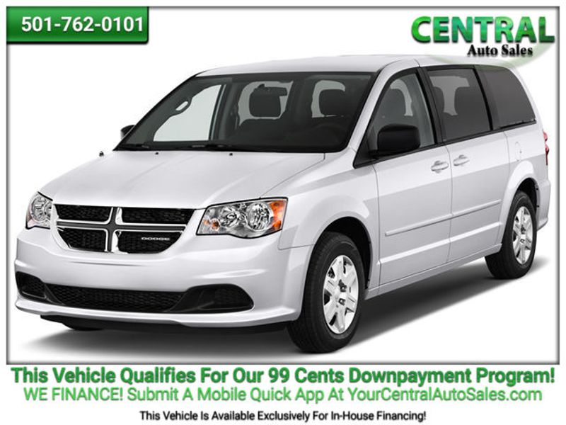 2015 Dodge Grand Caravan SXT | Hot Springs, AR | Central Auto Sales in Hot Springs AR