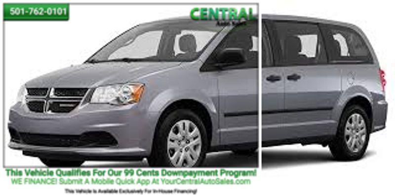 2015 Dodge Grand Caravan SE Plus | Hot Springs, AR | Central Auto Sales in Hot Springs AR