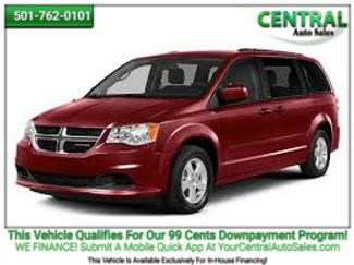 2015 Dodge Grand Caravan SE | Hot Springs, AR | Central Auto Sales in Hot Springs AR