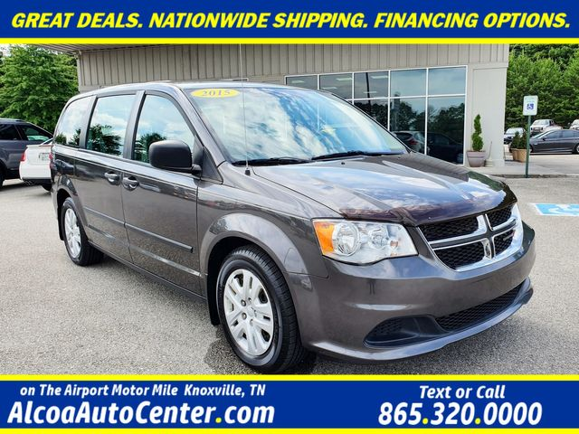 2015 Dodge Grand Caravan American Value Pkg 3.6L V6 Stow 'N Go in Louisville, TN 37777