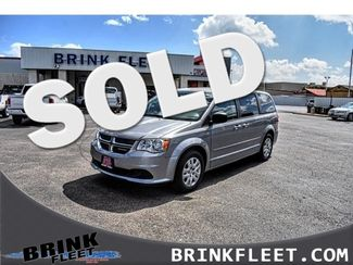 2015 Dodge Grand Caravan SE Plus | Lubbock, TX | Brink Fleet in Lubbock TX