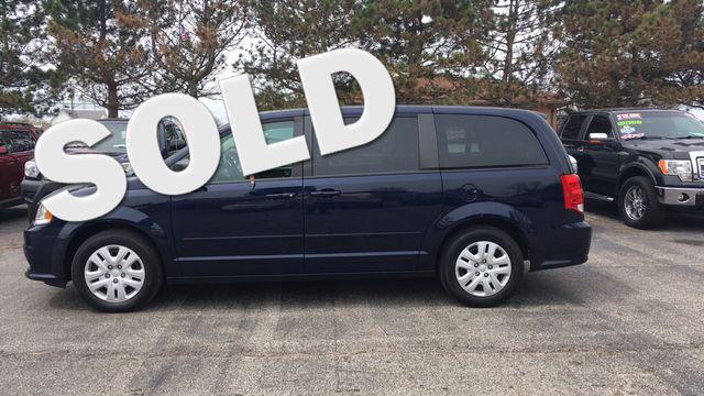 2015 Dodge Grand Caravan SE Ontario, OH