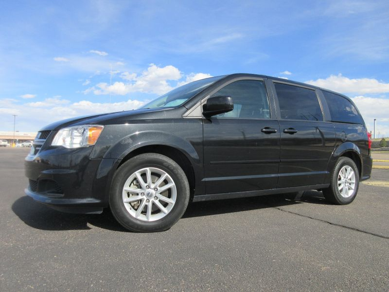 2015 Dodge Grand Caravan SXT  Fultons Used Cars Inc  in , Colorado
