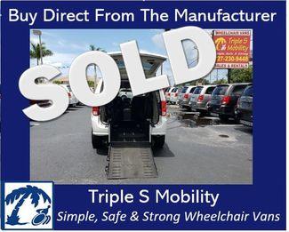 2015 Dodge Grand Caravan Se Wheelchair Van Handicap Ramp Van Pinellas Park, Florida