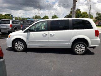 2015 Dodge Grand Caravan Se Wheelchair Van Handicap Ramp Van Pinellas Park, Florida 7