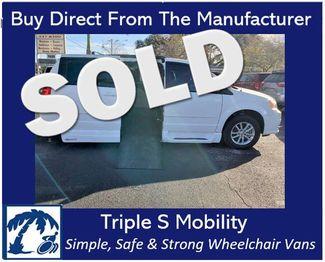 2015 Dodge Grand Caravan Sxt Wheelchair Van Handicap Ramp Van DEPOSIT in Pinellas Park, Florida 33781
