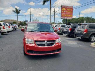 2015 Dodge Grand Caravan Sxt Wheelchair Van Handicap Ramp Van Pinellas Park, Florida 1