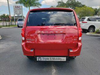 2015 Dodge Grand Caravan Sxt Wheelchair Van Handicap Ramp Van Pinellas Park, Florida 5