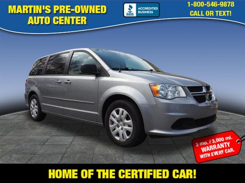 2015 Dodge Grand Caravan SE | Whitman, Massachusetts | Martin's Pre-Owned