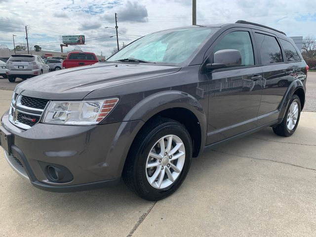 2015 Dodge Journey SXT w/Leather & 3rd Row