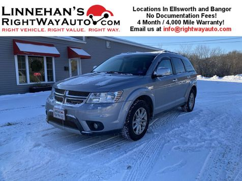 2015 Dodge Journey SXT in Bangor