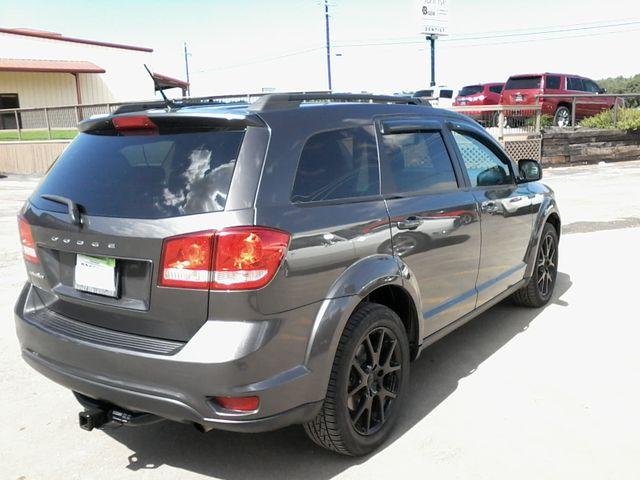 2015 Dodge Journey SXT Boerne, Texas 4