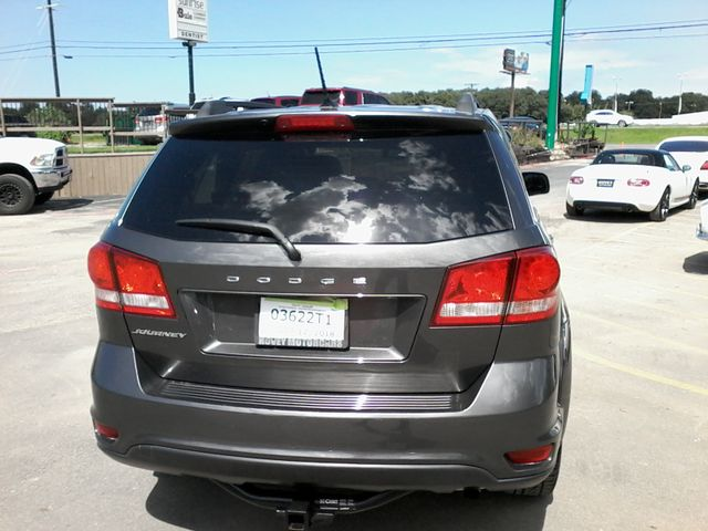 2015 Dodge Journey SXT Boerne, Texas 5