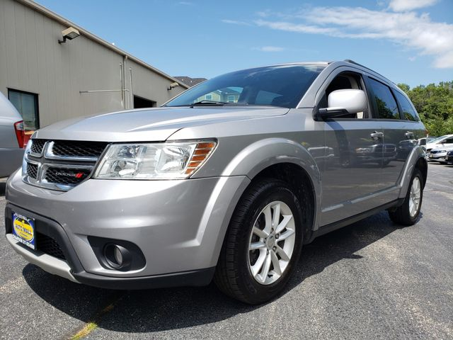 2015 Dodge Journey SXT | Champaign, Illinois | The Auto Mall of Champaign in Champaign Illinois
