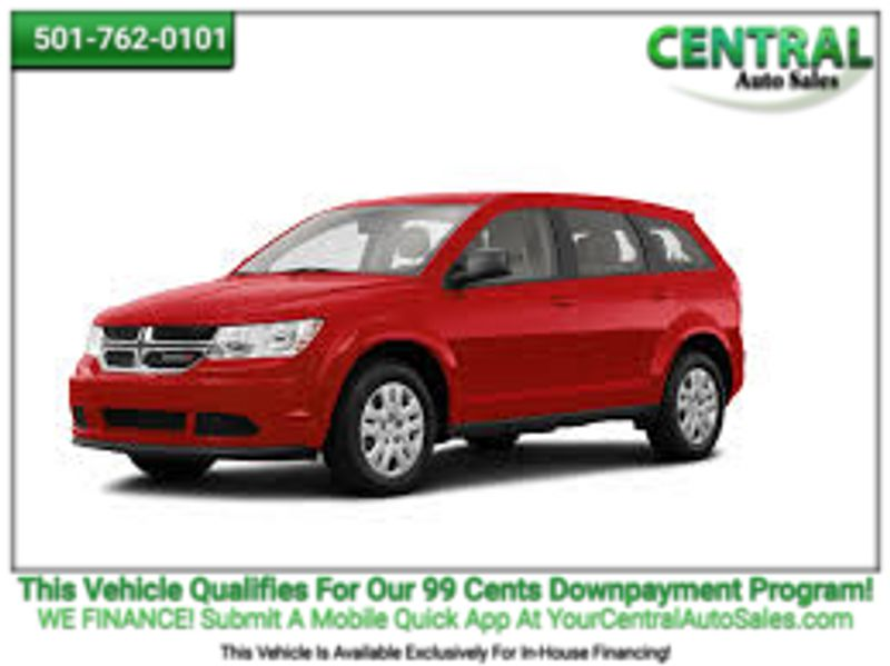 2015 Dodge Journey American Value Pkg   Hot Springs, AR   Central Auto Sales in Hot Springs AR
