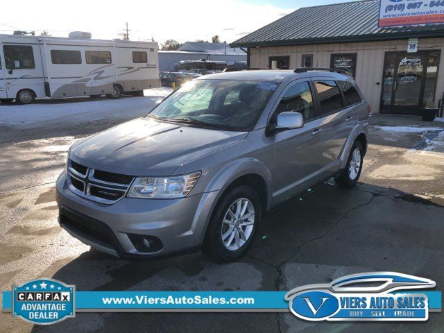 2015 Dodge Journey SXT in Lapeer, MI 48446