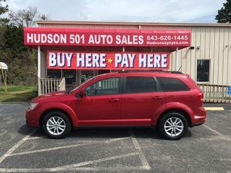 2015 Dodge Journey SXT | Myrtle Beach, South Carolina | Hudson Auto Sales in Myrtle Beach South Carolina